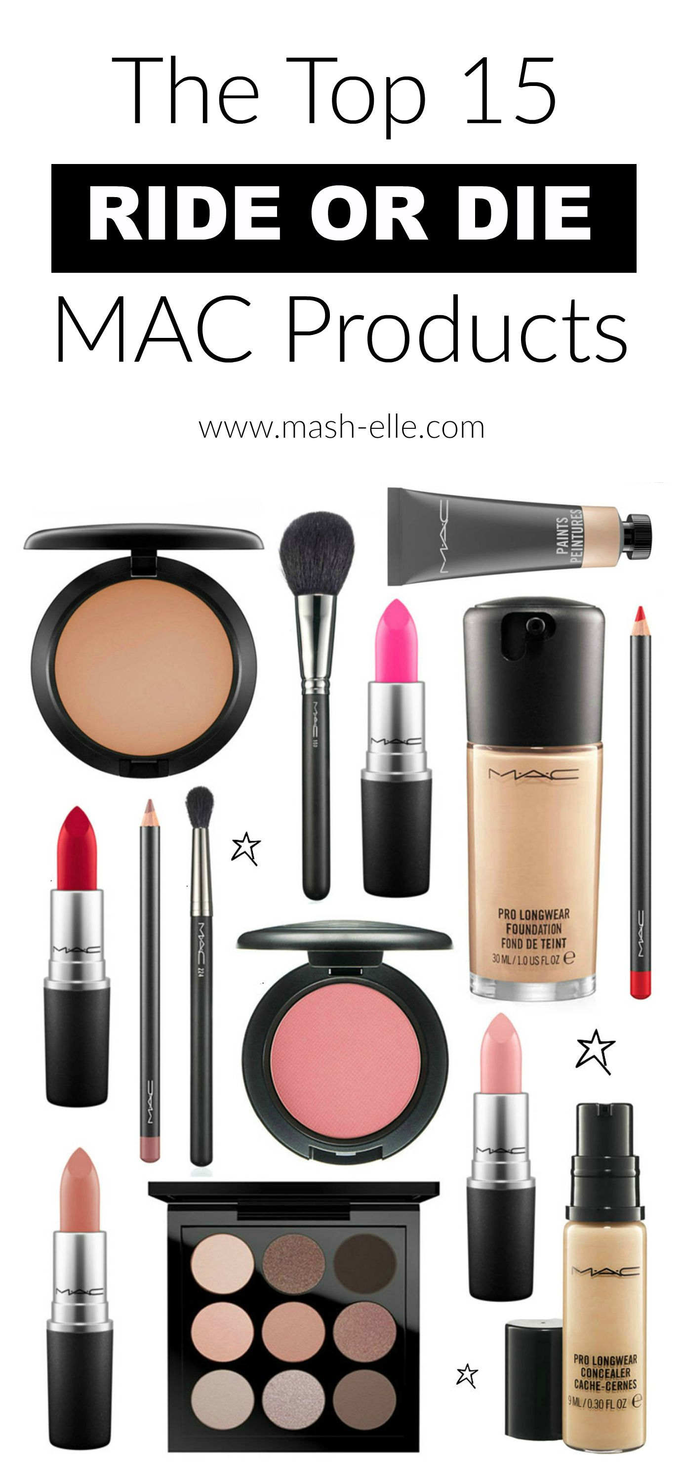 mac favorites mac products birthday gifts and foundation