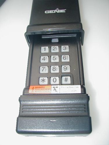 Gpwk12 Garage Door Opener Remote Garage Door Opener Keypad Garage Door Keypad