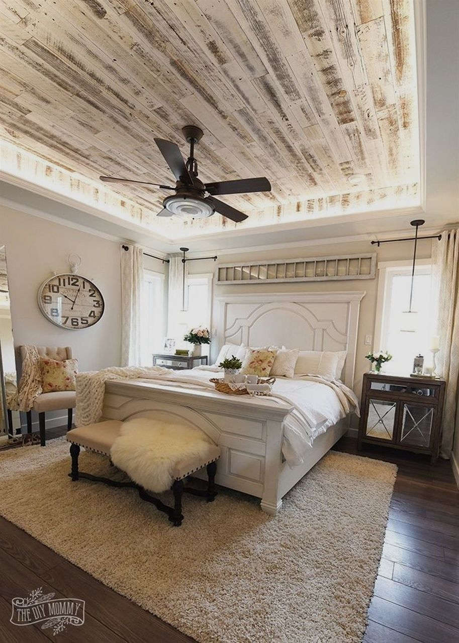 Farmhouse Home Decor Ideas 41 Bedroomdecoratingideas