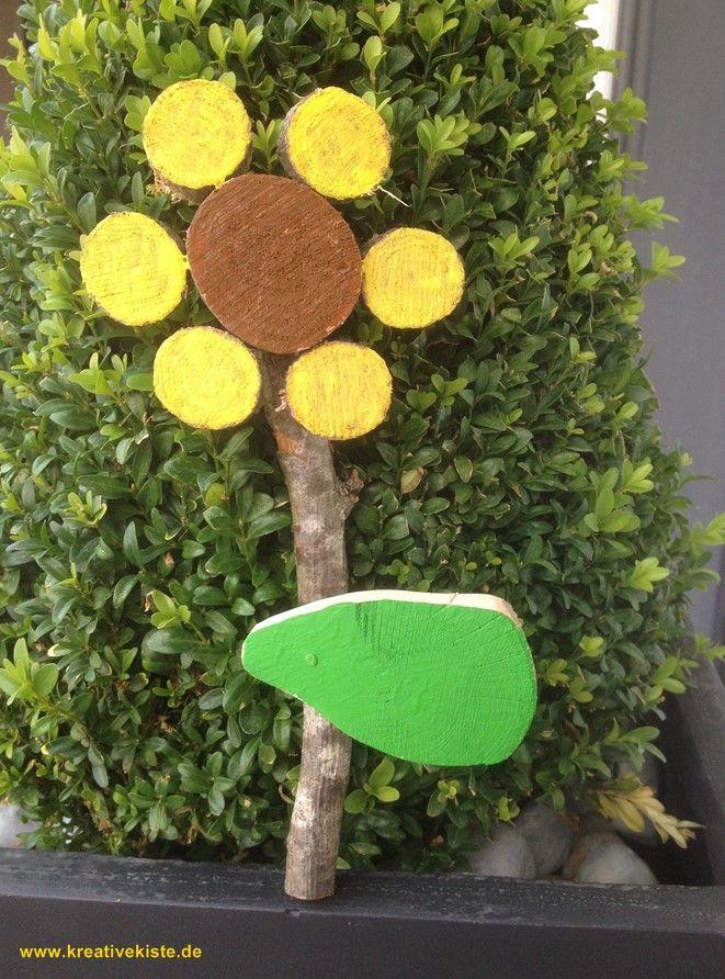 4 Kreative Holz Herbst Dekoration Aus Aesten