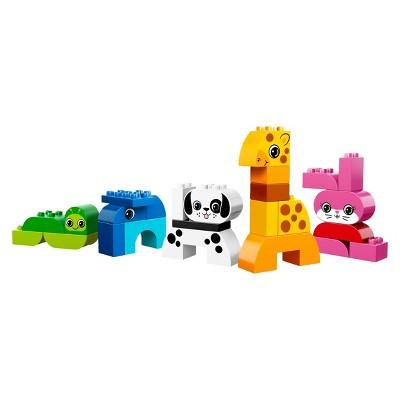 Lego Duplo Creative Animals 10573 Proste Rzemiosło Animales