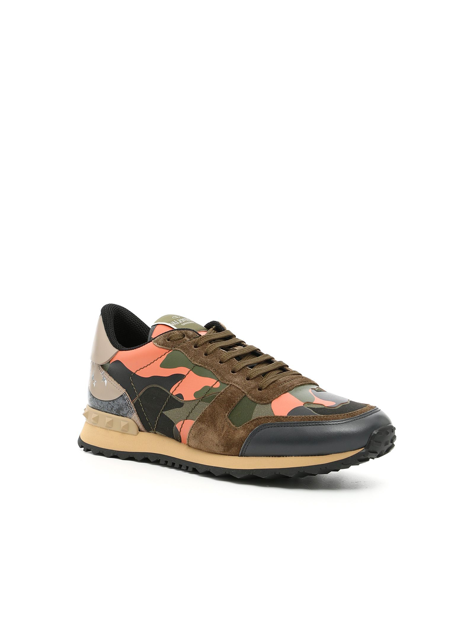 b1a33843d2188 VALENTINO ROCKRUNNER SNEAKERS. #valentino #shoes # | Valentino Men ...
