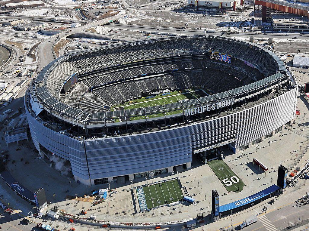 MetLife Stadium, East Rutherford, New Jersey Metlife