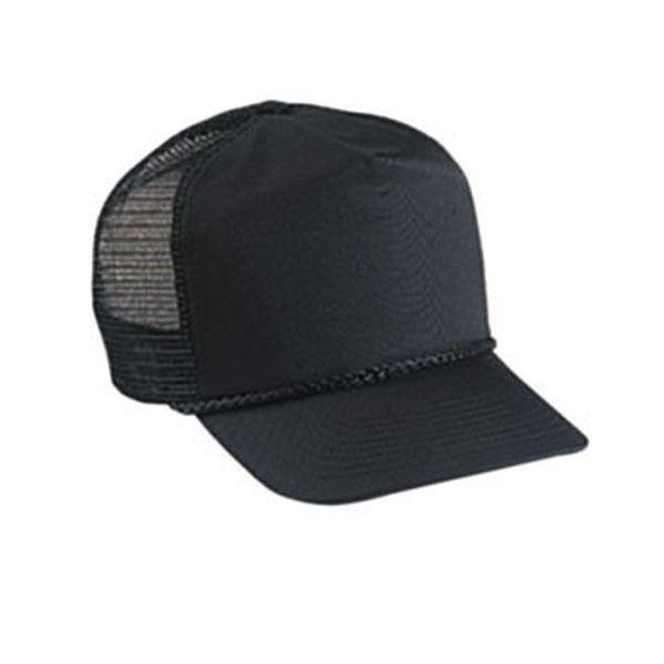 1c9c818b9e6 Wholesale Lot 12 Trucker Hats - NEW - ALL BLACK Mesh Adjustable Snapback  CAPS  Cobra  Trucker