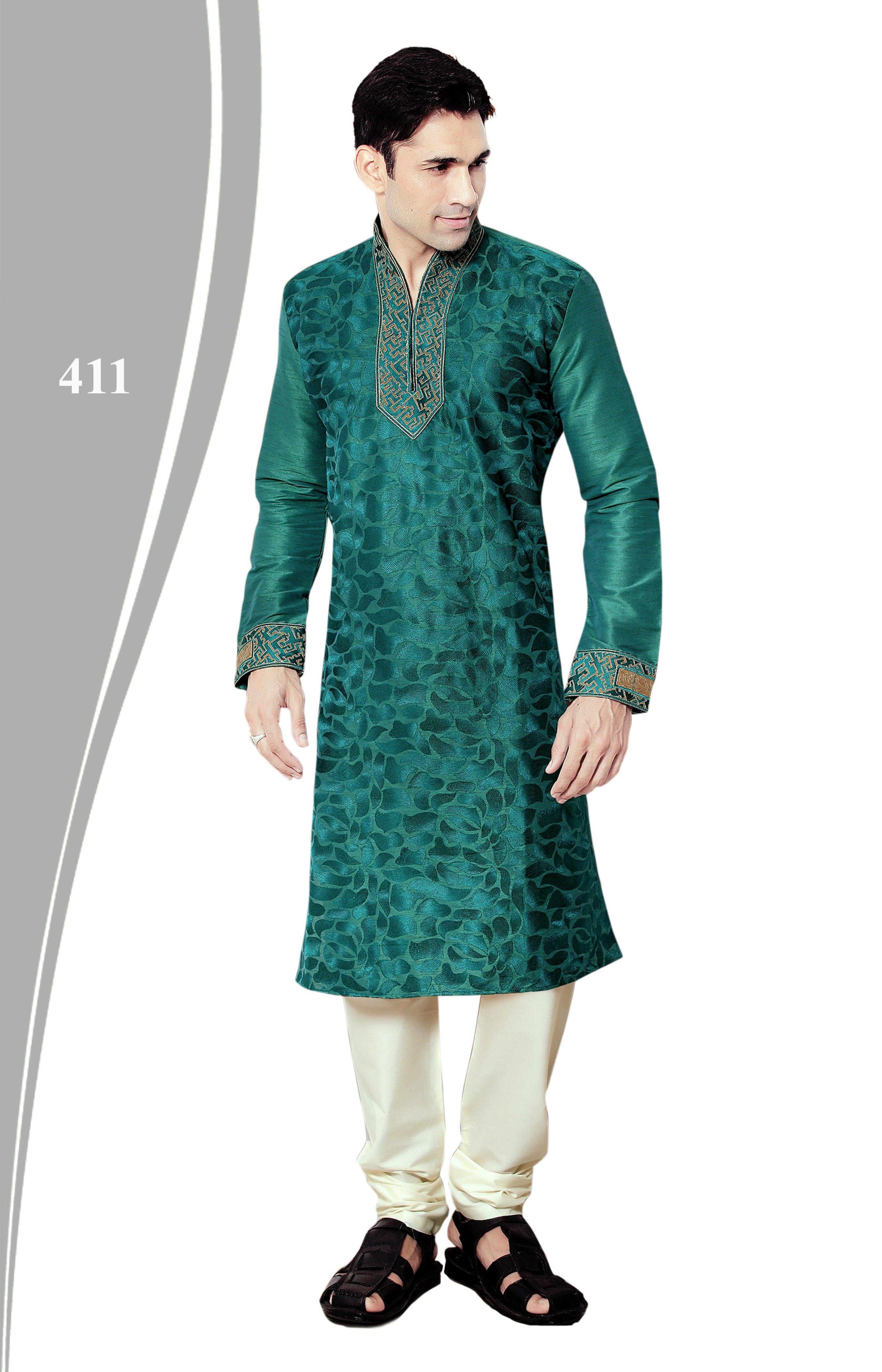 Designer Mens Kurta # Party Wear Kurta with Churidar ...