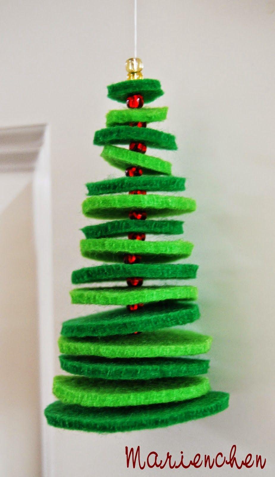 tannenbaum auff deln filz perlen weihnachtsb ume. Black Bedroom Furniture Sets. Home Design Ideas