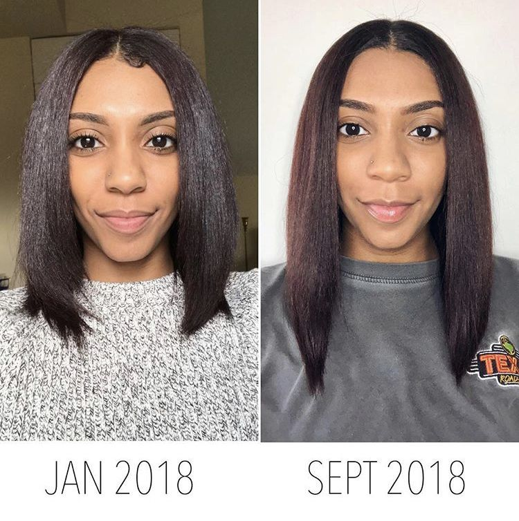 Check out @simonelovee ️ | Relaxed hair, Natural hair ...