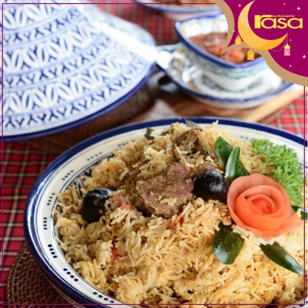 Nasi Daging Air Asam Ala Moroccan Aroma Rasa Yang Enak Bahan Bahan