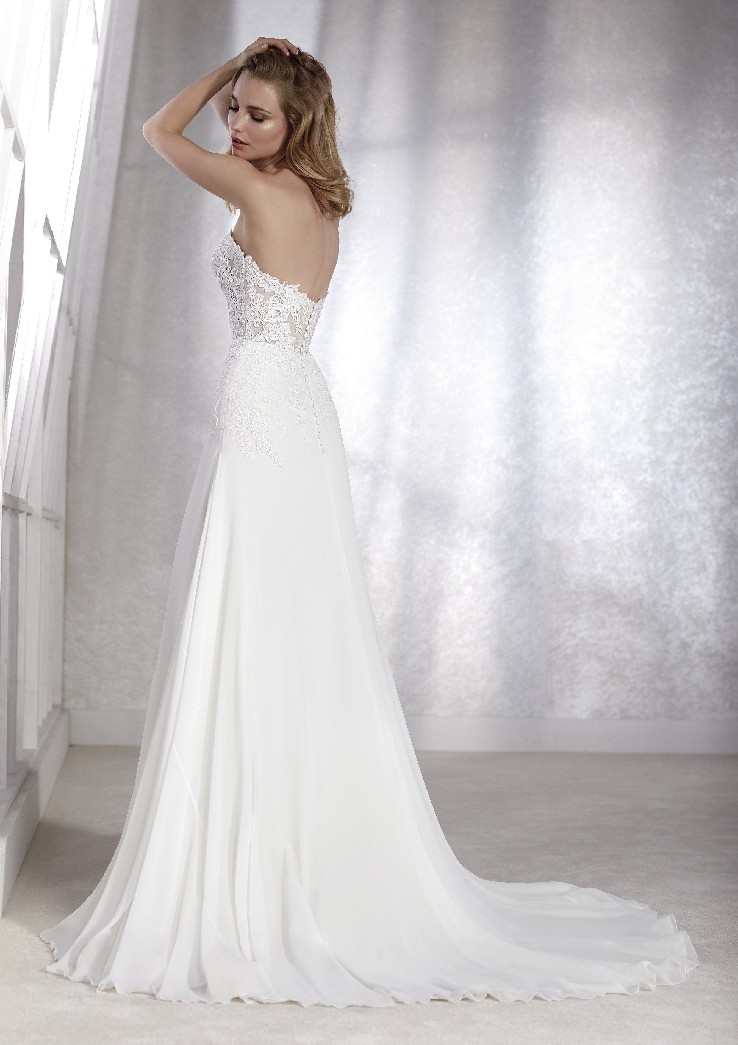6d7b9d2d003 White One 2019 Collection - FILIPA. White One 2019 Collection - FILIPA  Vestidos De Novia ...