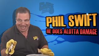 Das Alotta Daaammmaagggee Flex Tape Memes Phil Swift Old Memes
