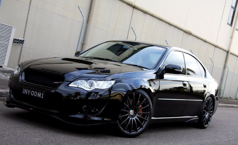 Subie Legacy Gt Spec B One Of The Best Looking Sedans Out There