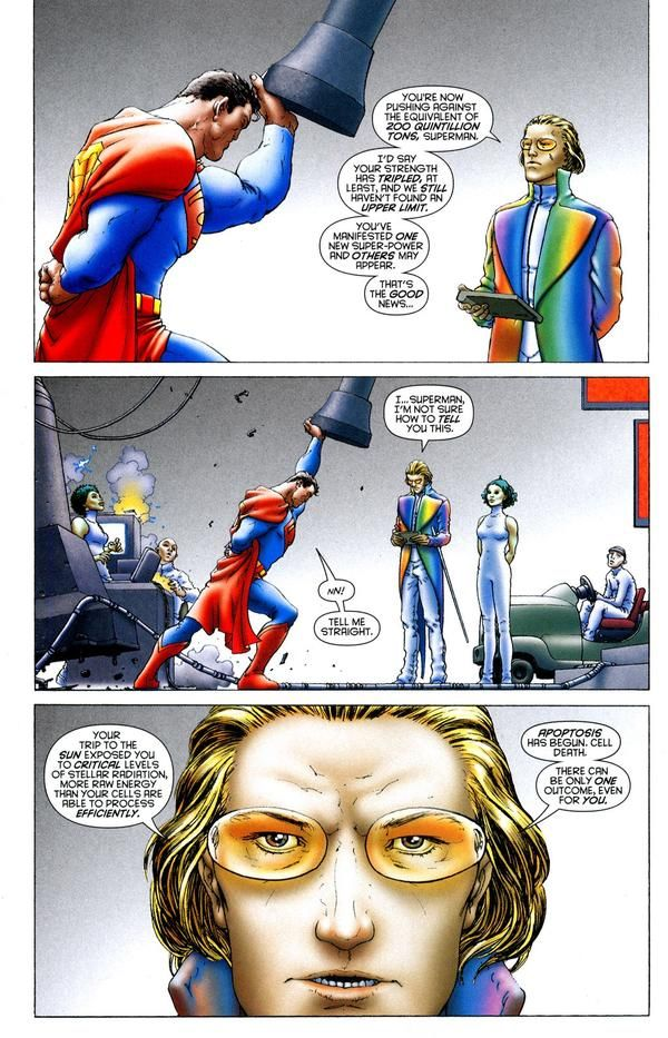 all star superman comic pdf