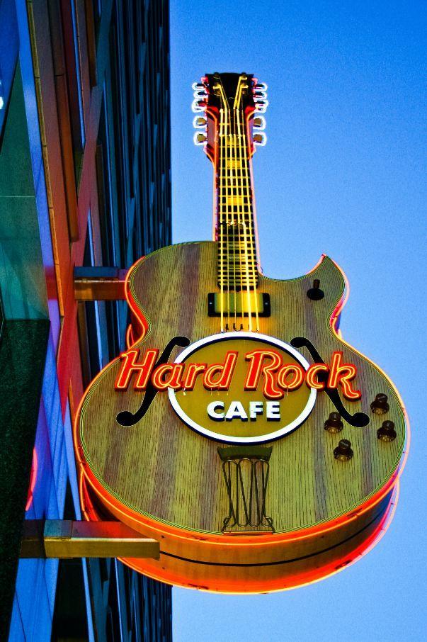 Hard Rock Cafe Michigan City