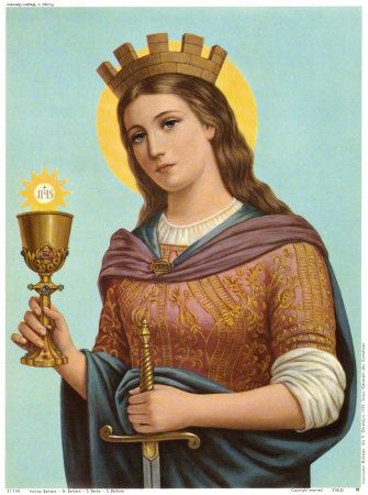 Katholische Heilige Liste
