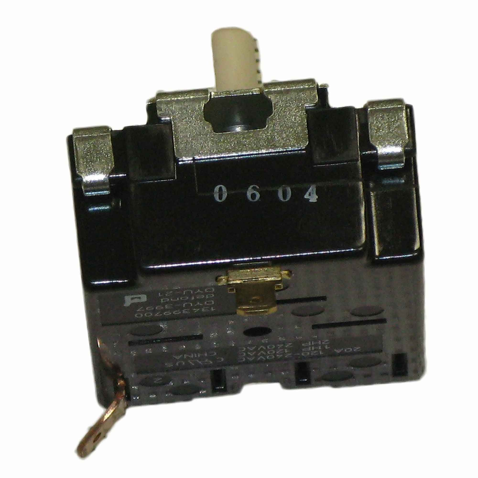 134399700 For Frigidaire Clothes Dryer Start Switch