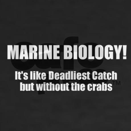 biology shirts Marine Biology Shirt by FilthyTease College Life - marine biologist job description