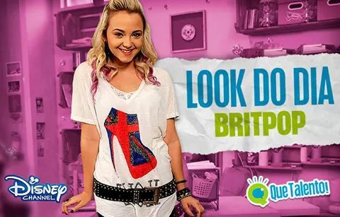 Look do dia britpop !