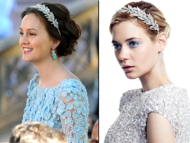 Beauty Fashion Xoxo: I Love Her Headband! Gossip Girl 6x10