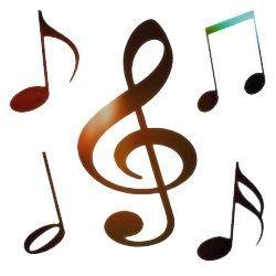 free clip art music notes symbols music notes music note rh pinterest com music symbols clip art free music symbols clip art free