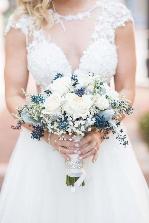 Photo of 25 chic winter wedding bouquets – weddings