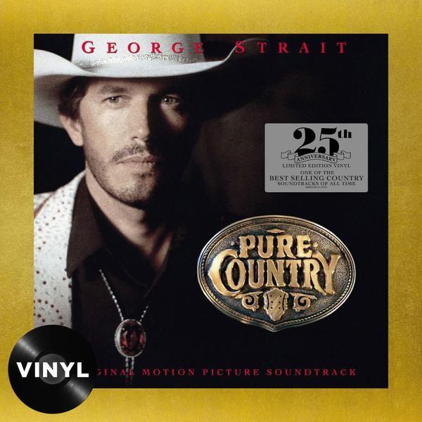 George Strait Pure Country Soundtrack Vinyl George Strait Pure Country George Strait George