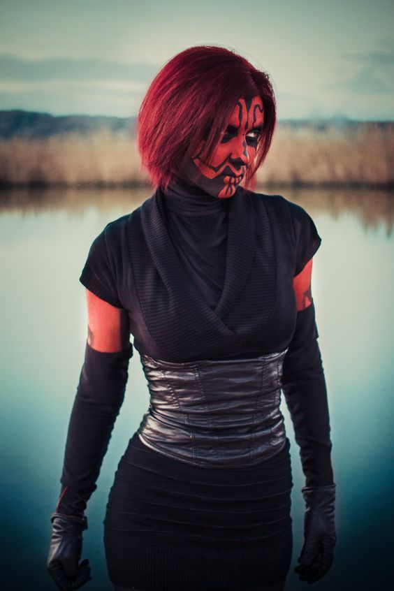 Darth Maul Kostüm selber machen | maskerix.de