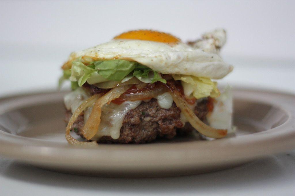 Jemný burger