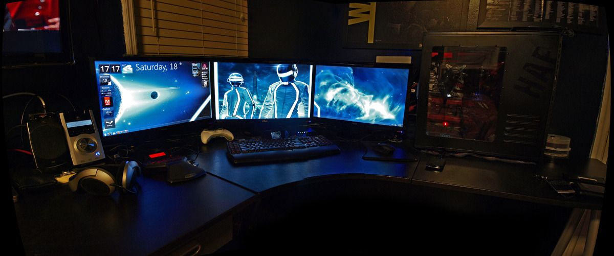 Man Cave Entertainment : Gamer man cave gaming and entertainment center