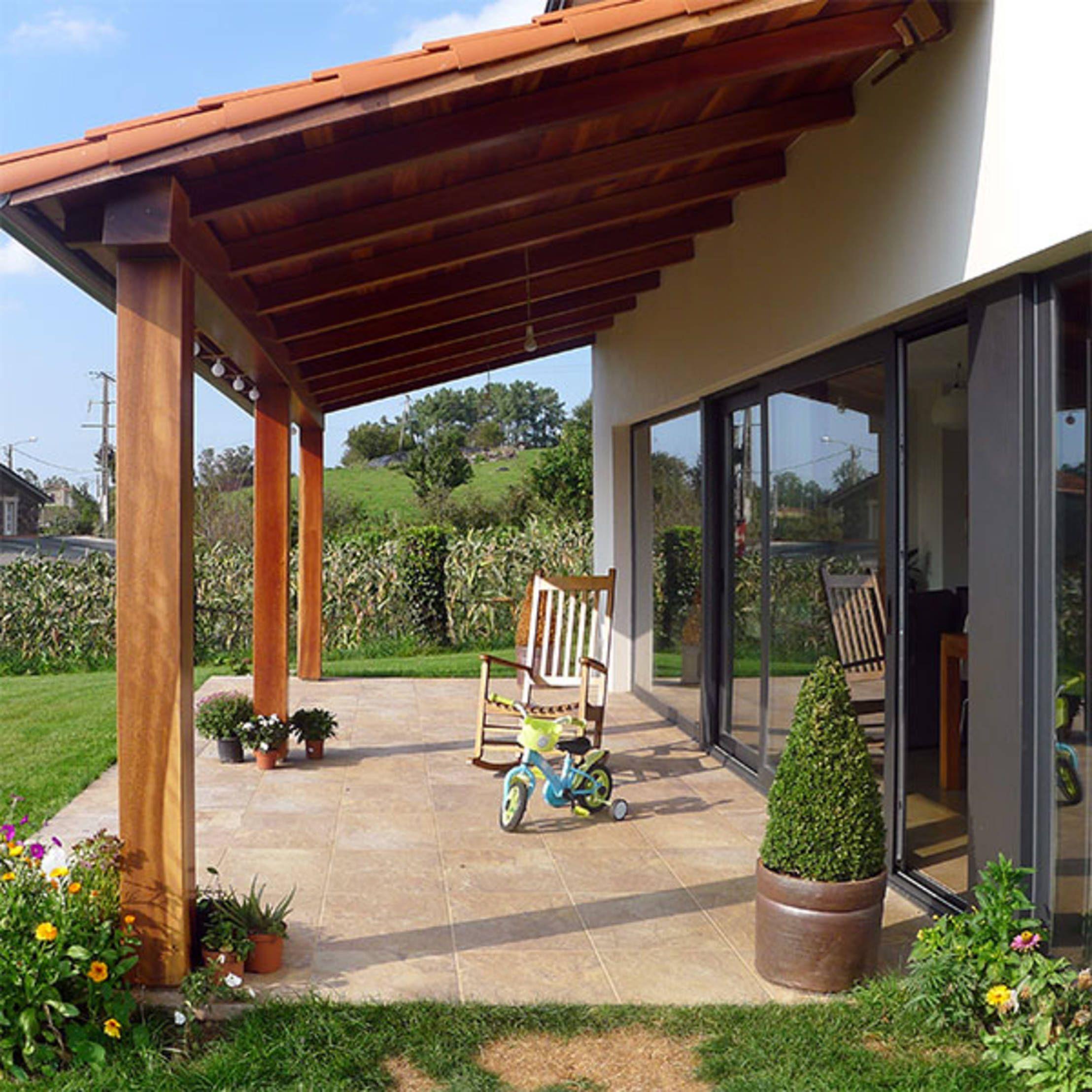 Coperture Gazebo In Policarbonato mały domek - dużo przytulności   patio, pergola, outdoor