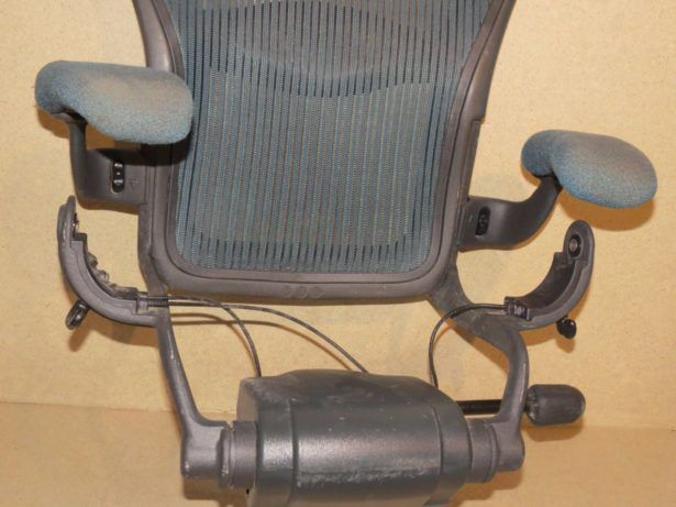 Herman Miller Chair Repair Office Instructions Furniture Aeron Parts For