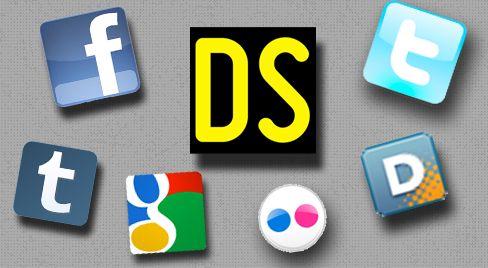 Facebook, Google, Twitter, Flickr & Disqus: Was in diesem Tumblr-Blog drinnen steckt