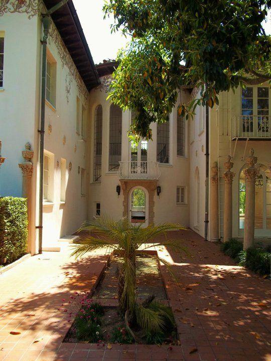 My first dormitory at Ambassador College Terrace Villa