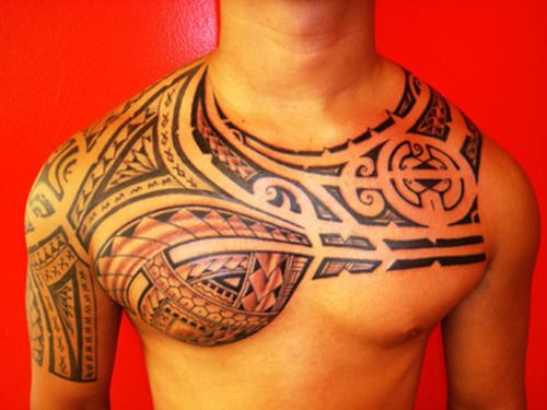40b9f3a9f962a 15 Beautiful Maori Tribal Tattoo Designs | COOL TATTOOS [Design Bump ...