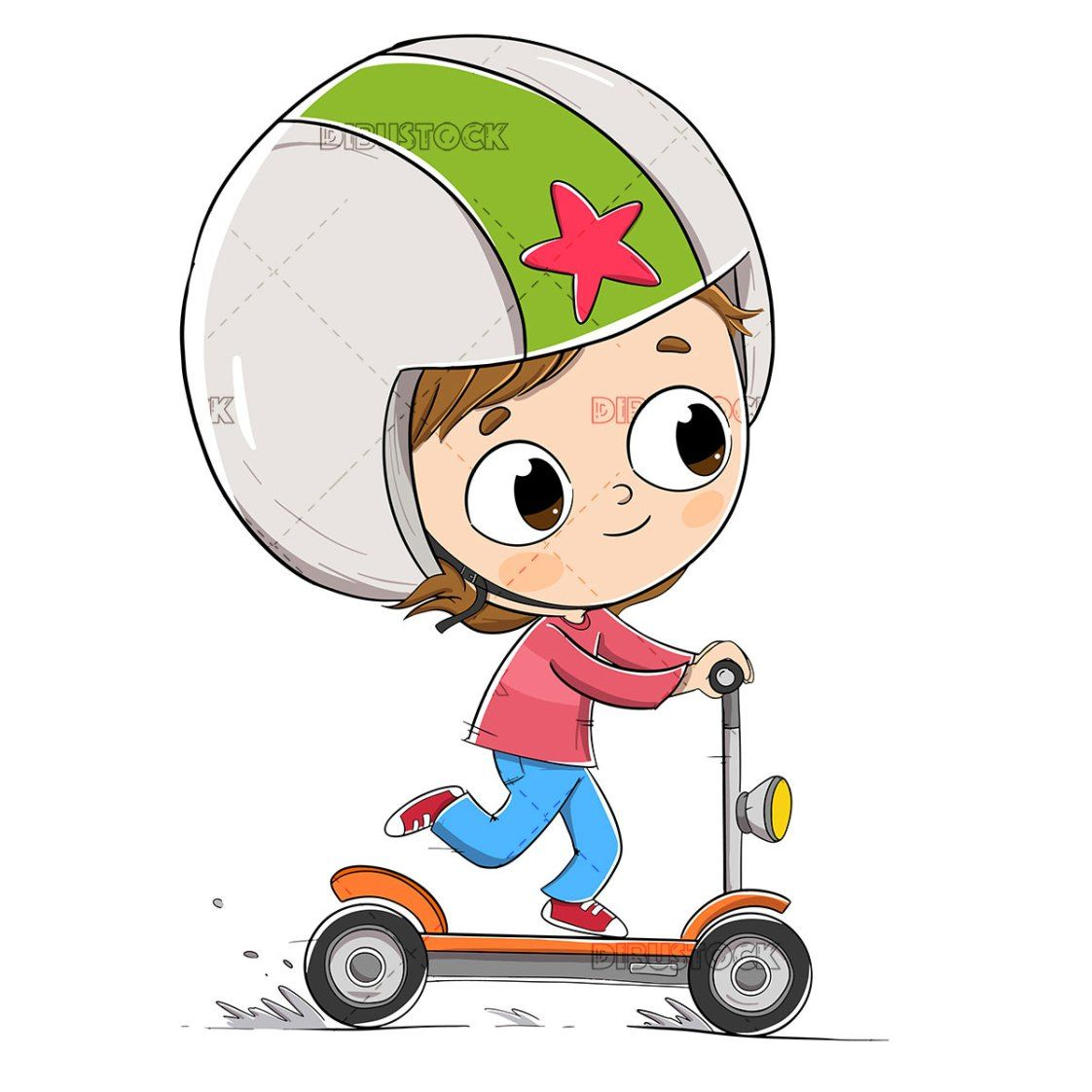 Sports And Games Dibustock Ilustraciones Infantiles De Stock Caricaturas De Ninos Ilustraciones Ilustraciones Infantiles