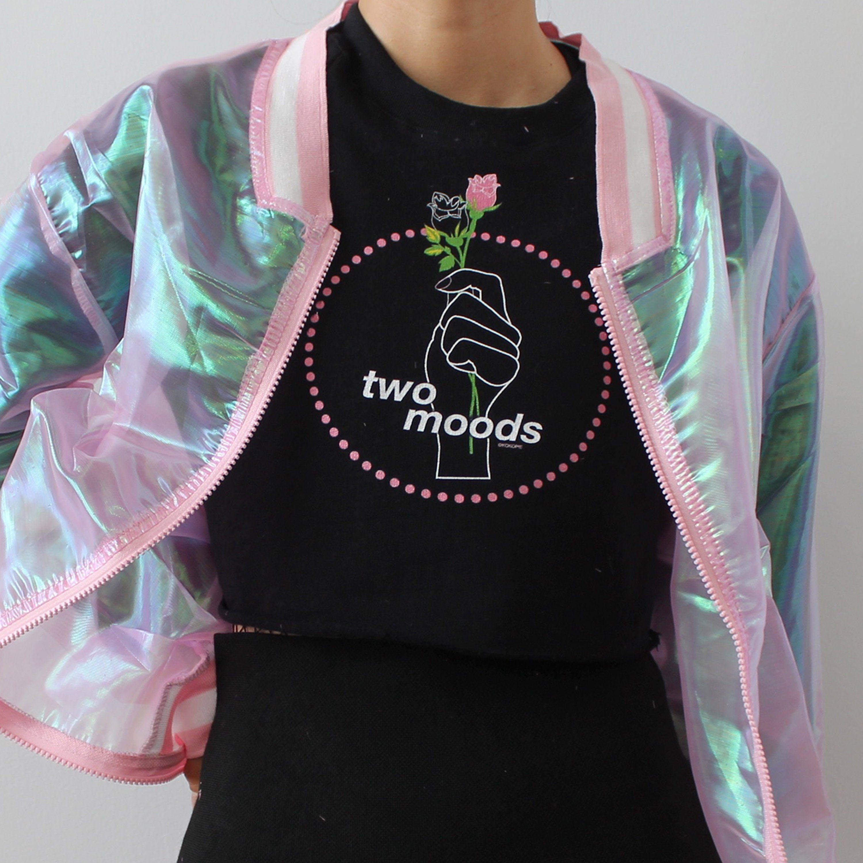 Koko Pink Two Moods Sheer Jacket In 2018 My Style Pinterest