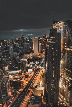 Bangkok, Thailand Poster