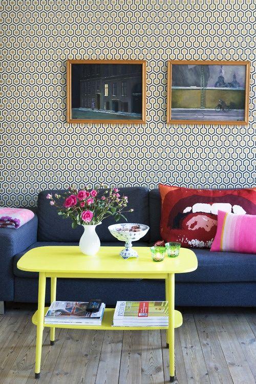 kleur in je interieur - Interieur | Pinterest - Kleur, Interieur en ...