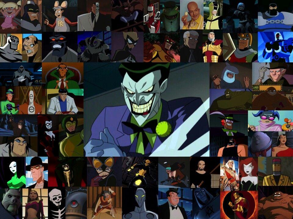 Batman Villains Villain Batman Dc Heroes