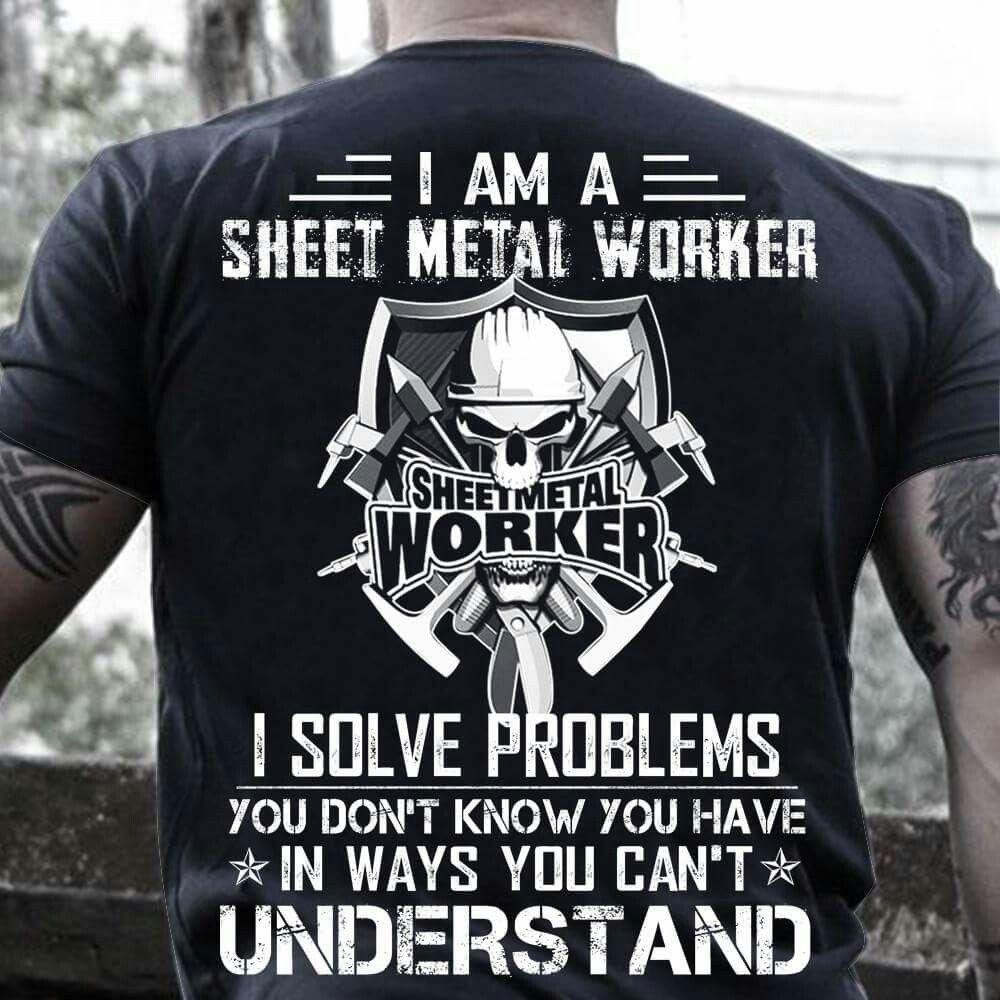 Pin by Ron Jones on SheetMetal Workers Metal workers
