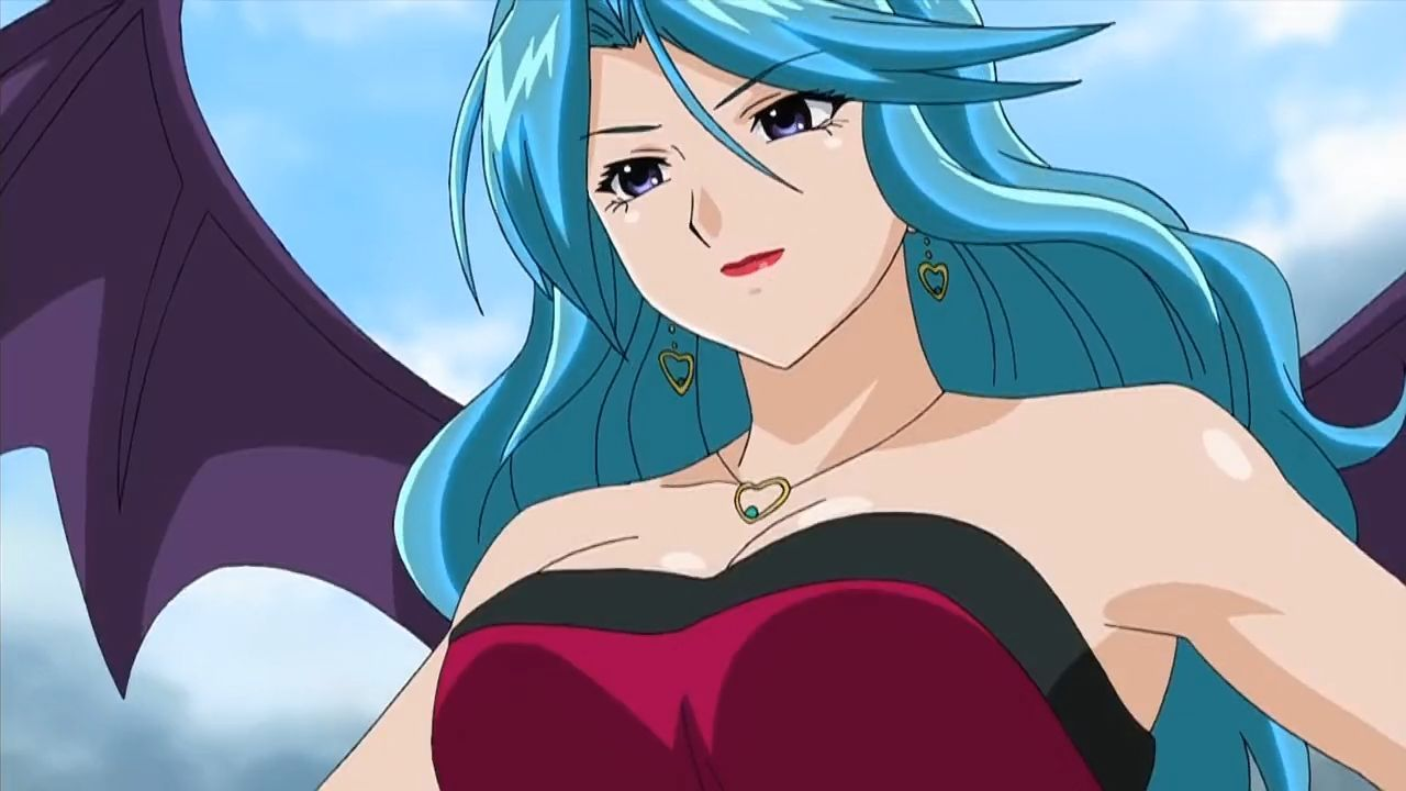 Ageha Kurono - Rosario + Vampire