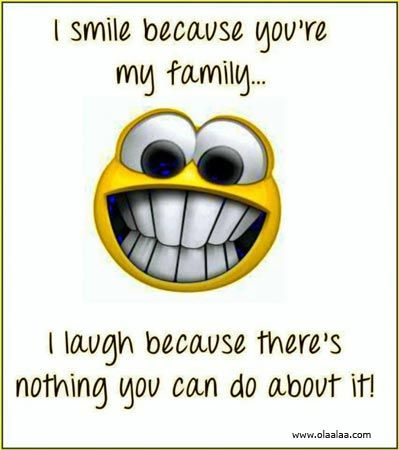Funny Quotes About Family Happiness Quotes Thoughts Funny Quotes
