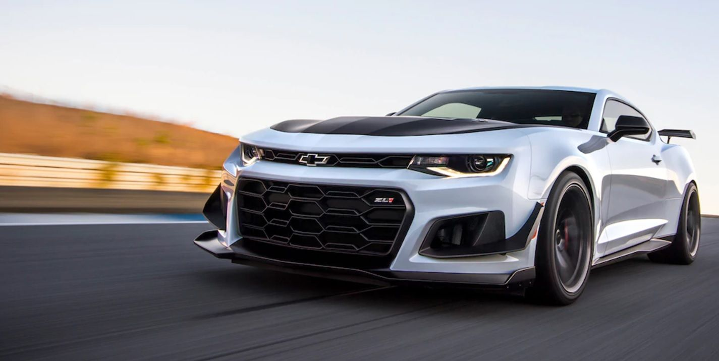 The chevy camaro zl1 goes from 0 60 mph in just 3 5 seconds and completes
