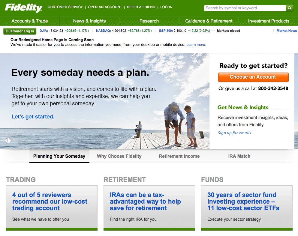 Fidelity Annuities Investing For Retirement Annuity Fidelity