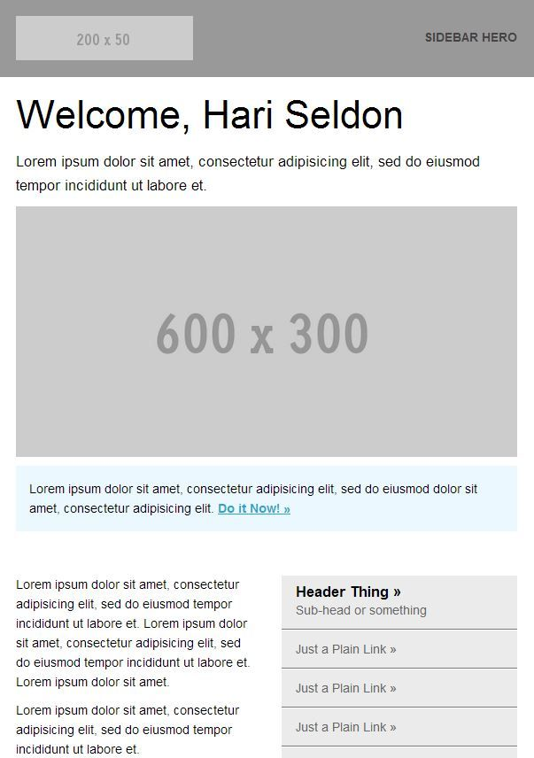 600+ Free Email Templates Business Pinterest Free email