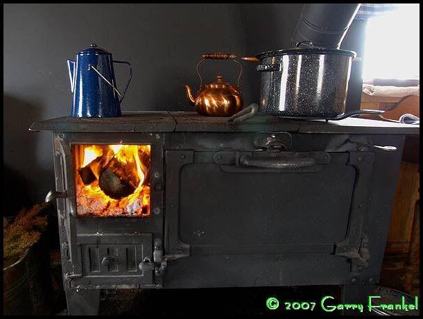 Ooh, my little stove!!!
