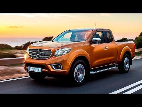 Mercedes Benz Luxury Pickup Truck 2017