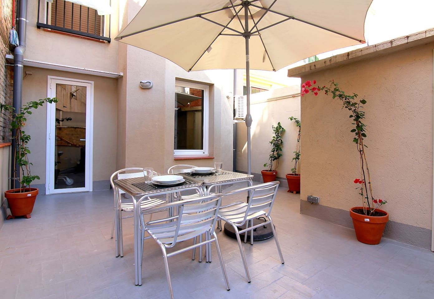 Nice apartment with private terrace - Apartments for Rent ...