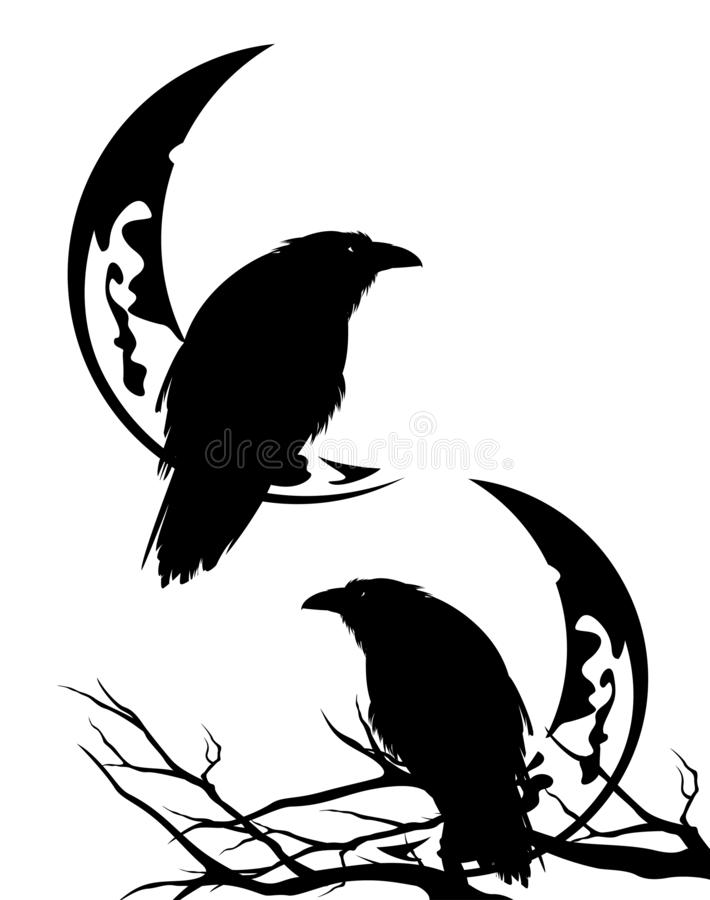 Pin By Morgan Cameron On Tats Logos And Other Crow Silhouette Silhouette Art Silhouette Stencil
