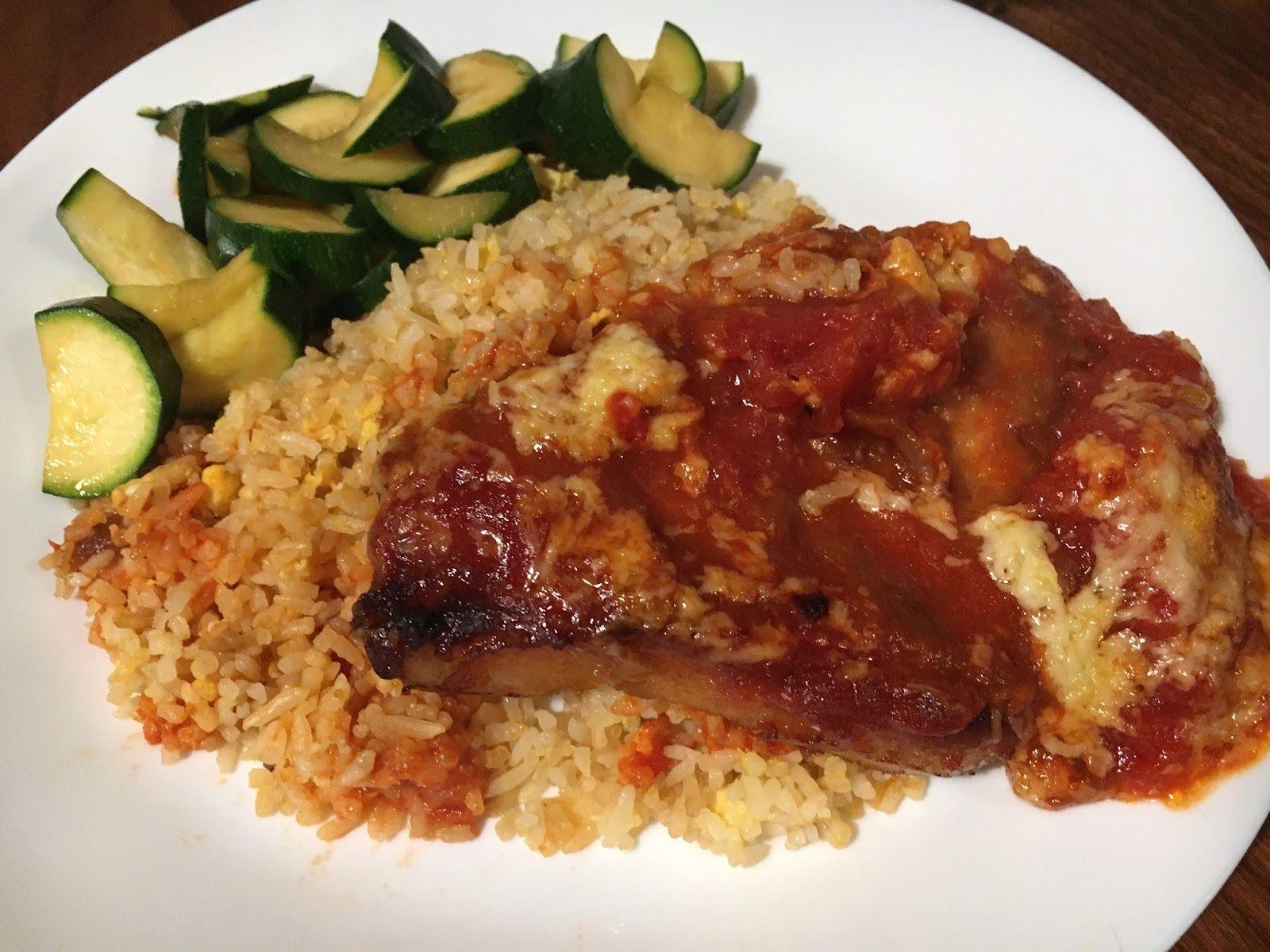 Hong kong style baked tomato pork chop riceby lucy loves to eat hong kong style baked tomato pork chop riceby lucy loves to eat forumfinder Choice Image