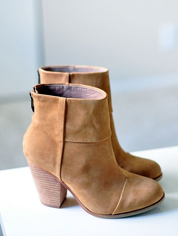 Vince Camuto Hadley Ankle Boot In Tan Suede